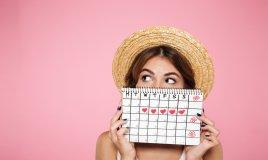 calendario, ovulazione