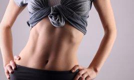 pancia piatta, dieta, attività fisica