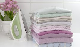 stirare, maglioni, lana