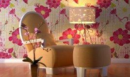 decoupage muro, idee decorare pareti, decoupage muro consigli