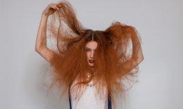 capelli secchi, rimedi naturali, idratazione