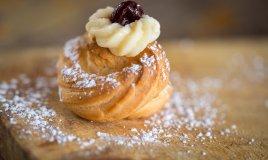 zeppole San Giuseppe, ricette Bimby, dolci