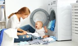 fare bucato, lavatrice