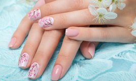 nail art, unghie