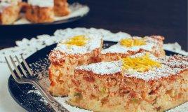 torta di riso, ricette, mandorle