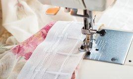 come cucire tende, confezionare tende