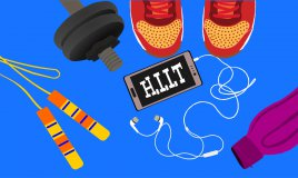 allenamento hiit, workout hiit