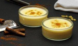 crema pasticcera, cannella, ricetta preparazione