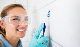 riciclo spazzolino da denti, pulizie domestiche, pulizie spazzolino