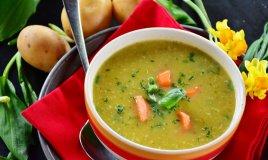 minestrone surgelato, come cucinarlo, pentol
