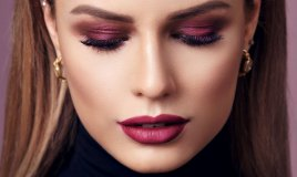 trucco sera, make-up, grandi occasioni