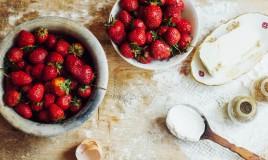 dolci facili, dolci fragole, ricette fragole