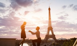 fidanzamento, Parigi