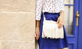 come abbinare blu, abbigliamento, moda