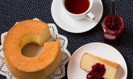 ciambellone americano, chiffon cake, ricetta