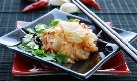 kinchi, corea, ricetta
