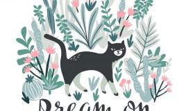 interpretare sogni, sognare gatti, colori