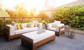 Come coprire un terrazzo spendendo poco idee fai da te e non solo