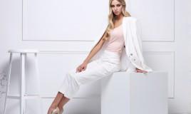 look, pantaloni bianchi, outfit estivi