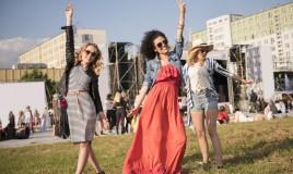 concerto, abbigliamento, estate