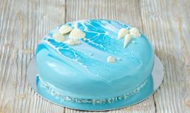 torte tema marino, torte pasta di zucchero