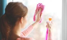 Vetri: difficili da pulire