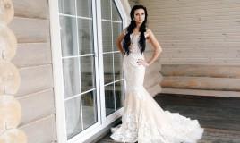 abito da sposa, sirena, chi sta bene