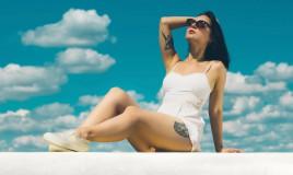 tatuaggio, sole