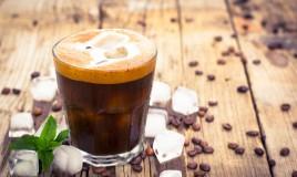 caffè freddo cremoso, bar, ricetta