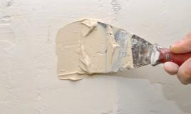 buco muro, chiudere buco muro, nascondere buco muro