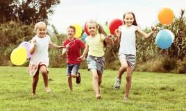 giochi compleanno all'aperto, giochi compleanno bambini, giochi animazione bambini