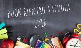 rientro scuola 2018, date, spese