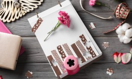 come personalizzare quaderno, come decorare quaderno, decoupage con carta