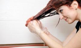 come tingere i capelli a casa, tinta fai da te