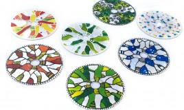 riciclo creativo cd, riciclo creativo dvd