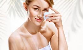 pulizia del viso, aceto di mele, pelle