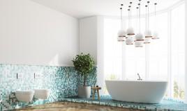 come abbellire bagno, come arredare bagno, idee bagno fai da te