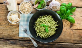 trofie ricetta vegetariana