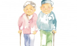 festa dei nonni, immagini da colorare, disegni