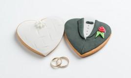 biscotti segnaposto nozze