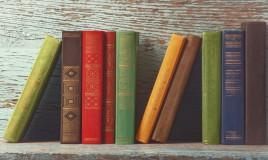 polvere, libri, pulizia