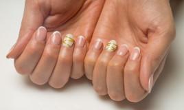 unghie ovali