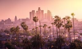 video musicale, Luna, Los Angeles