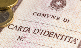 Carta di identità