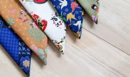 chusen, tessuti, colorazione