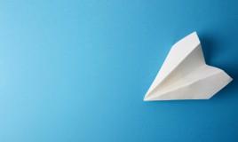 come fare aeroplano di carta, come fare aereo di carta, aeroplano carta