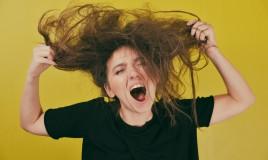 capelli e stress
