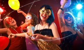 festa carnevale adulti, come organizzare festa di carnevale, festa in maschera idee