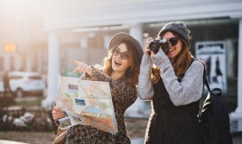 viaggiare con amiche