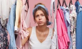 cambio armadio cosa buttare, decluttering armadio, cosa buttare dal guardaroba